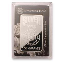 GBD_Emirates_Gold_Silver_Bar_Packed_100_Gram_2017